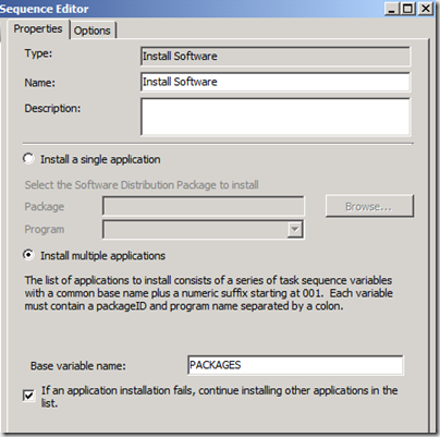 OSD and the MDT Database (5 of 5) | The Realm of the Verbal